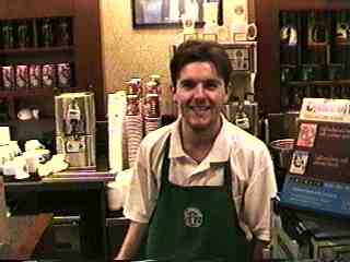 Starbucks Server
